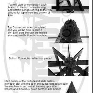 CHROMATREE 3D 8Ft